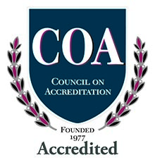 COA Accreditation for Crossroads Programs